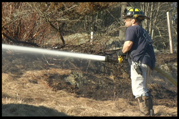 fire fighter brush